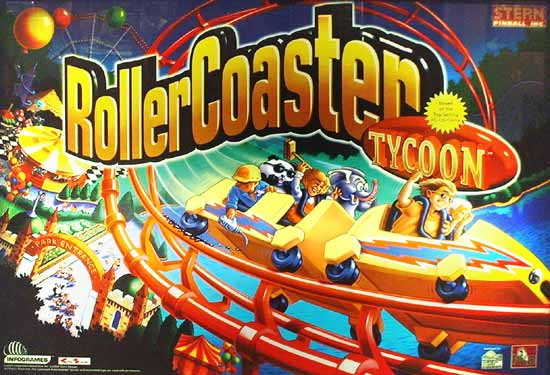 rollercoaster tycoon tools and resources