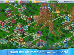 rct4m rollercoaster tycoon 4 mobile rct4 mobile