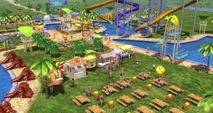 water park tycoon release date
